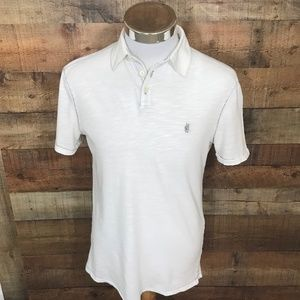 John Varvatos Men's Polo Shirt Sz Small